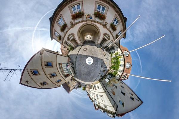 Virtueller Rundgang durch das&nbsp;<br>Rathaus Burgebrach