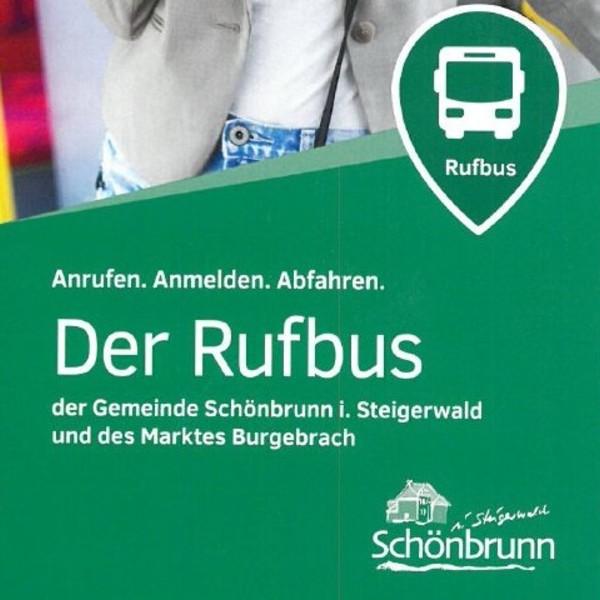 Rufbus Schönbrunn i. Steigerwald