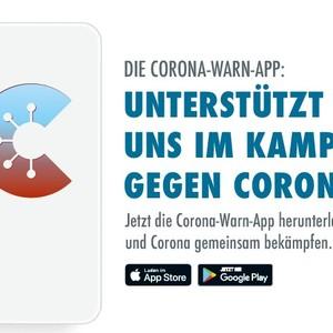 Aktuelle Informationen zur Corona-Warn-App