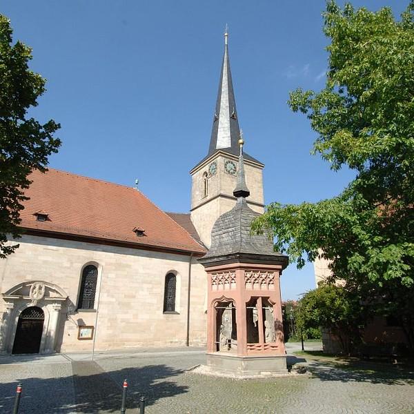 Kirchen & Kapellen im Markt Burgebrach