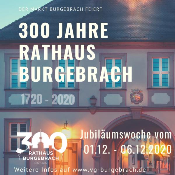 Jubiläumswoche vom 01.12. - 06.12.2020