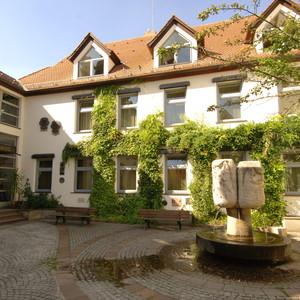 Hauptseite der VG Burgebrach.