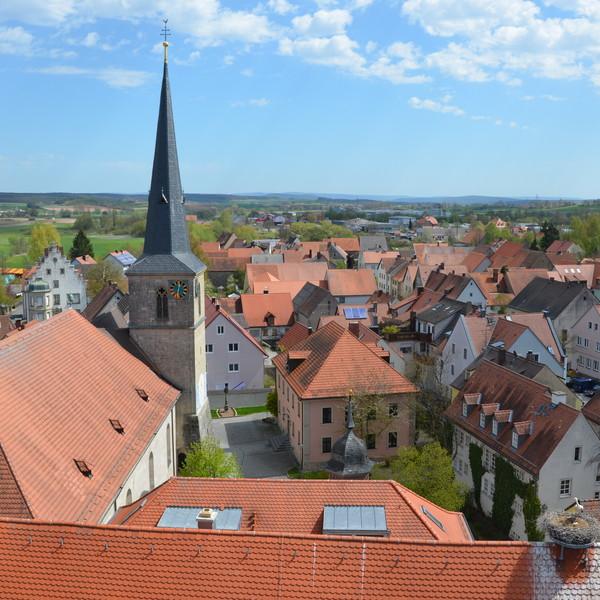 Markt Burgebrach<br /> Tor zum Steigerwald